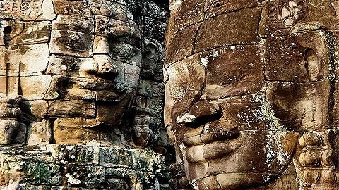 柬埔寨   除了吴哥古迹,这里还有不输马代的水屋和大海
