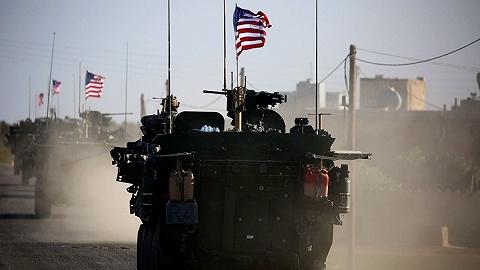 美军撤出叙利亚,有人偷着乐有人哭