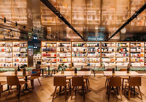 书店成了购物中心标配,西西弗今年要开100家新店