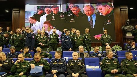 俄美谈崩美国2月2日起退出中导条约,普京警告:后果很严重