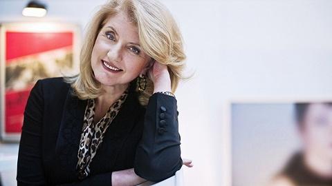 【专访】阿里安娜·赫芬顿:如何超越权力和金钱,寻找你的第三种成功