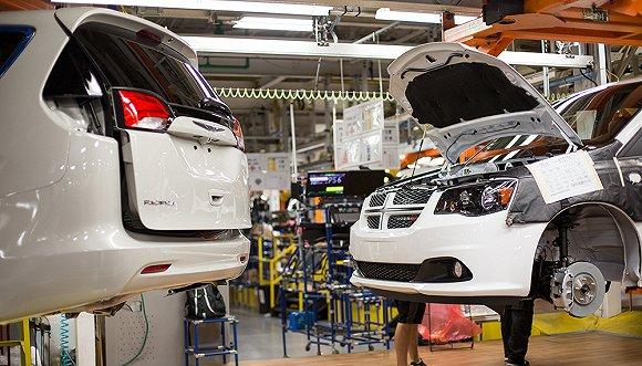 菲亚特克莱斯勒决定暂时关闭其位于温莎的制造工厂