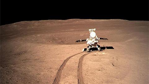 """专家详解嫦娥四号着陆点为何被命名为""""天河基地""""?"""