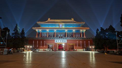 开放夜场票被一抢而光,故宫院长公开紫禁城爆红的新秘密