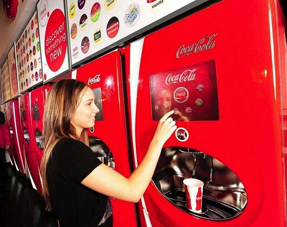混合雪碧和柠檬水就是可口可乐的最新饮料?