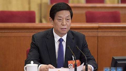 栗战书:提升代表参与管理国家事务、管理经济的能力