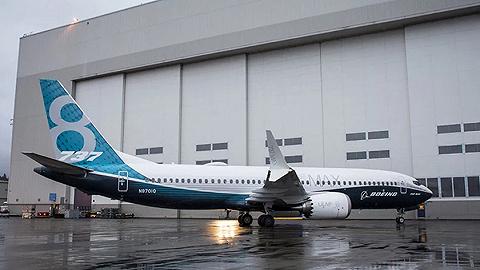 紧急打补丁?波音将对737 MAX软件系?#25104;?#32423;