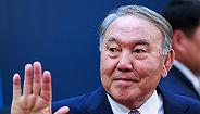 哈萨克斯坦总统纳扎尔巴耶夫宣布辞职