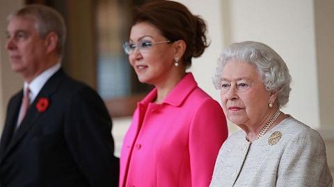 纳扎尔巴耶夫大女儿当选哈萨克斯坦上议院议长