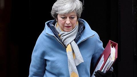 特雷莎·梅正式请求将脱欧日期推迟至6月30日