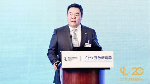 雪松控股张劲:广州是中国发展供应链产业的最?#20122;?#22495;