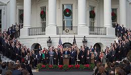 【评论】美国税改一周年,成效究竟如何?