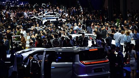 直击2019上海车展