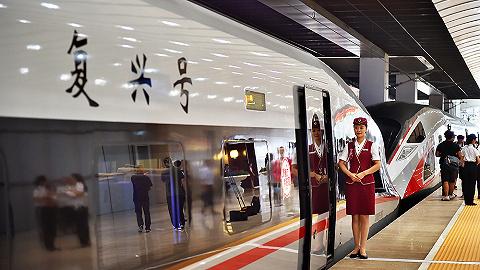 武广高铁赤壁北站设备故障,沿线高铁大范围延误