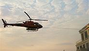 【追梦火焰蓝】探访全国首支专业化航空消防救援队:最大限度避免地面消防员遇险几率