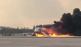 路透社:俄航SU1492事故或与空管响应过晚有关