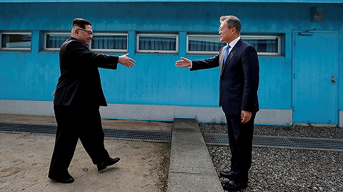 """民调显示韩国人越发看重经济,南北""""统一""""已不是绝对目标"""