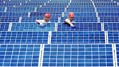 协鑫新能源出售1吉瓦光伏电站70%股权,减少负债约58亿