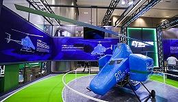 快递飞艇、无人直升机、外骨骼机器人,智能物流天团集体亮相