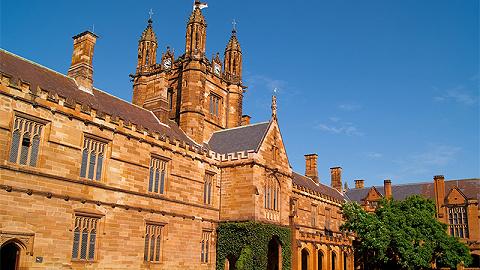 悉尼大学校长施迈克:在国际局势动荡时,大学合作愈发关键