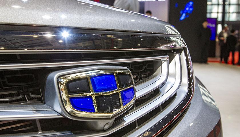 吉利汽车陷入低谷 5月销量同比下滑27%