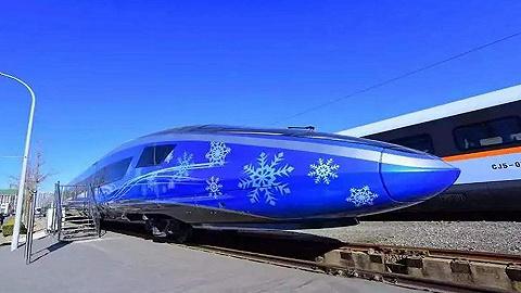 京张高铁将首次应用时速300-350公里自动驾驶技术,高铁进入智能时代