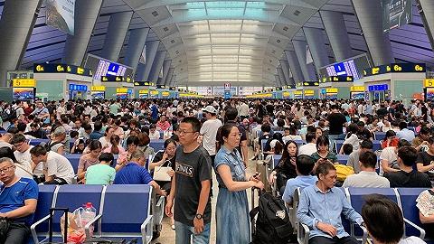 京滬高鐵沿線列車晚點:部分旅客滯留北京南站,秩序正逐步恢復