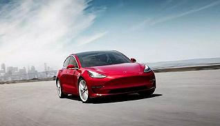 5月全球电动车排行Top20:特斯拉五连冠