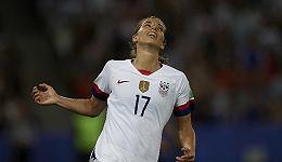 耐克重注女足世界杯获回报,美国主场球衣创季度销量纪录