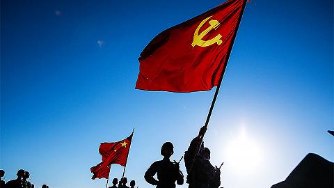 壯麗70年·奮斗新時代|八卦村的紅軍墓守護人:我們都把他們當親人一樣看待
