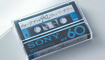 随身听过生日了,索尼为庆祝WALKMAN诞生40周年举办怀旧回顾展