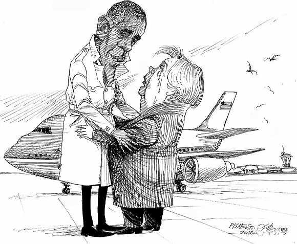 2016年特朗普胜选后,奥巴马作为美国总统的最后一次出国,就是前往德国。按照西方媒体的说法,他是专程来向默克尔告别:西方世界,以后就拜托给你了。