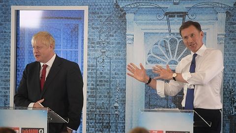 """英国议会立法预防新首相强行""""硬脱欧"""""""