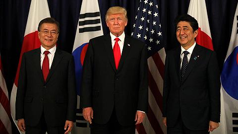 日韩互斥无礼三星忙应对,特朗普发话:有需要的话我会介入