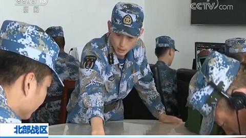 北部战区海军航空兵防空反导实兵对抗训练