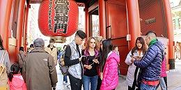 去年中国有近1.5亿人次出境游,这些城市是他们的最爱