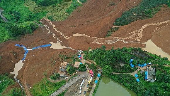 贵州六盘水山体滑坡原因是什么?贵州六盘水山体滑坡事件始末?
