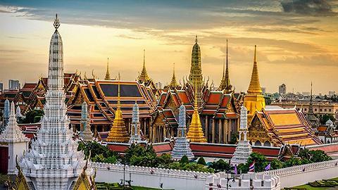 今年上半年中国内地赴泰旅游人数下降4.73%