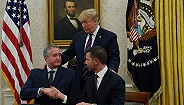 """自身难保却成""""安全第三国"""",危地马拉与美签庇护协议遭抨击"""