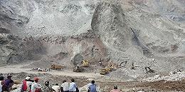 缅北一矿坑堤坝塌陷致14人死亡,全球九成翡翠产自当地流域