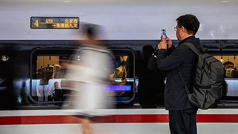 """忠旺助力""""复兴号""""打通内地与香港经济""""新动脉"""""""
