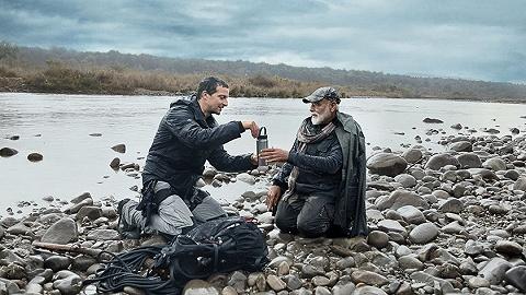 为宣传环保,印度总理莫迪跟着贝爷上《荒野求生》了