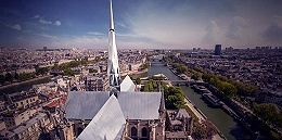 巴黎圣母院重建民間設計競賽中國組合獲勝,前衛方案落地成疑
