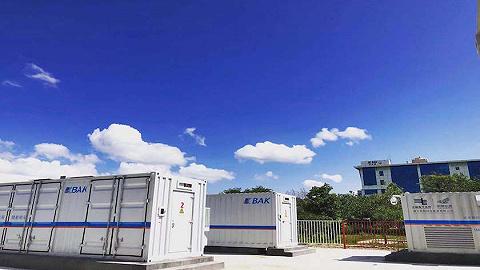 退役电池拿来做储能电站,国内首个电池整包梯次利用项目落地