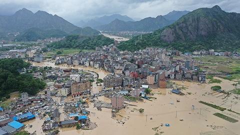 台风致6省市651万人受灾,145.6万人紧急转移安置