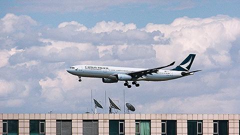 市值蒸发近百亿港元,国泰航空如何自救?