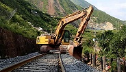 成昆铁路甘洛段山体垮塌共搜寻到4具疑似失联人员遗体