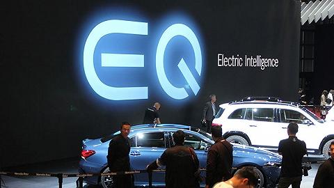 今年法兰克福车展期间,奔驰EQ家族将迎来新成员
