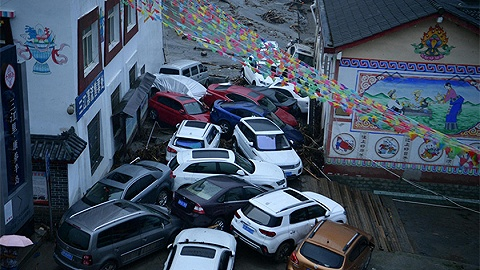 汶川暴雨已致8人遇难23人掉联,已累计转移旅客40830人