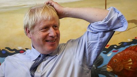 约翰逊出访档括道脱欧前,放弃爱尔兰后备方案遭欧盟强势拒绝